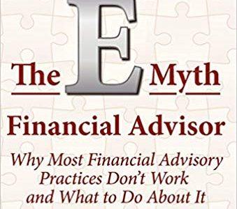 保険代理店が同業の数十倍を売り上げる仕組み化「E-Myth Financial Advisor」(マイケルE.ガーバー共著)