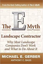 造園業のマニュアル化事例 マイケルE.ガーバー氏共著「EMyth Landscape Contractor」の解説