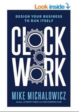経営者の仕事を楽にする「時計仕掛け」とは?